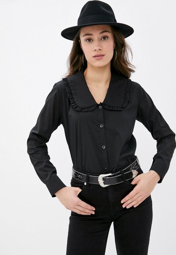 женская блузка rainrain, черная