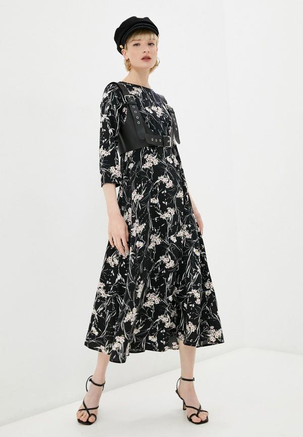 женское повседневные платье rainrain, черное