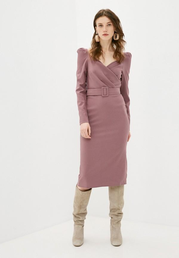 женское платье rainrain, фиолетовое