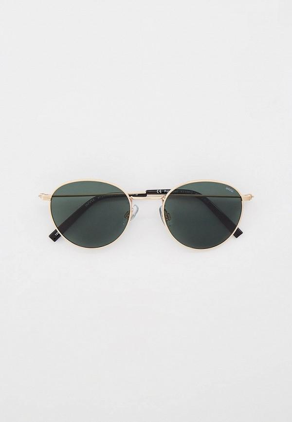 солнцезащитные очки invu малыши, золотые