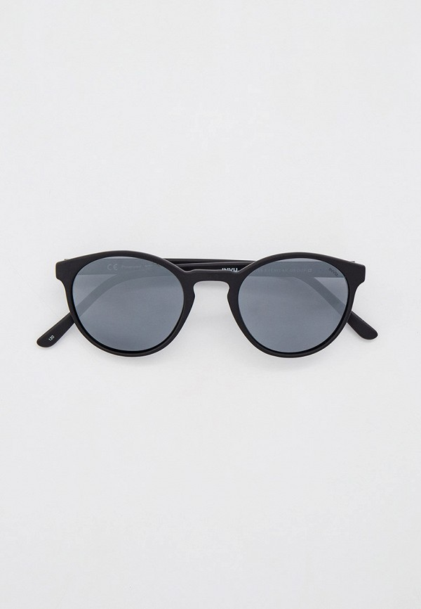 солнцезащитные очки invu малыши, черные