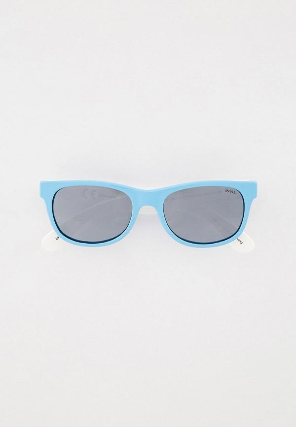 солнцезащитные очки invu для девочки, голубые