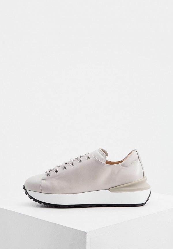 женские низкие кроссовки nando muzi, серые