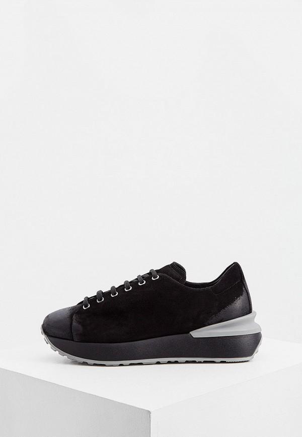 женские низкие кроссовки nando muzi, черные