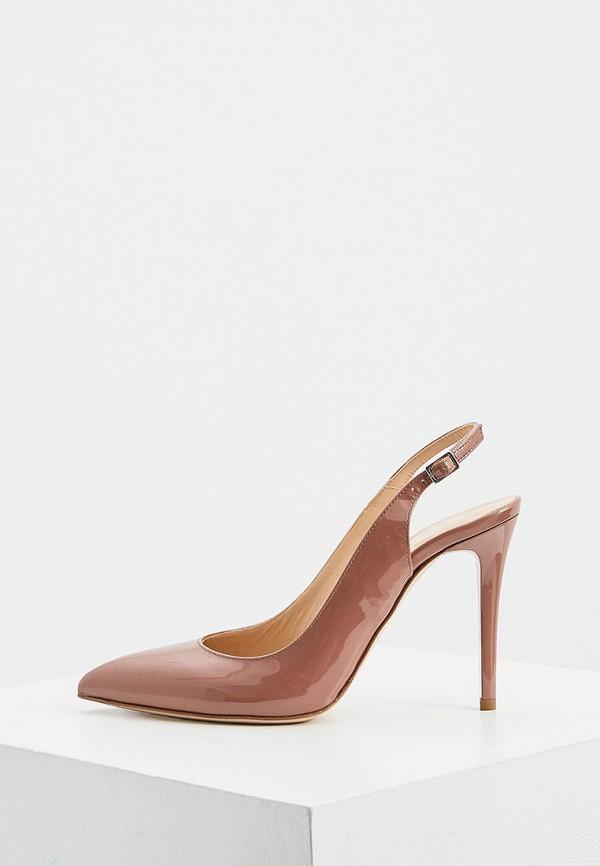 женские туфли nando muzi, коричневые
