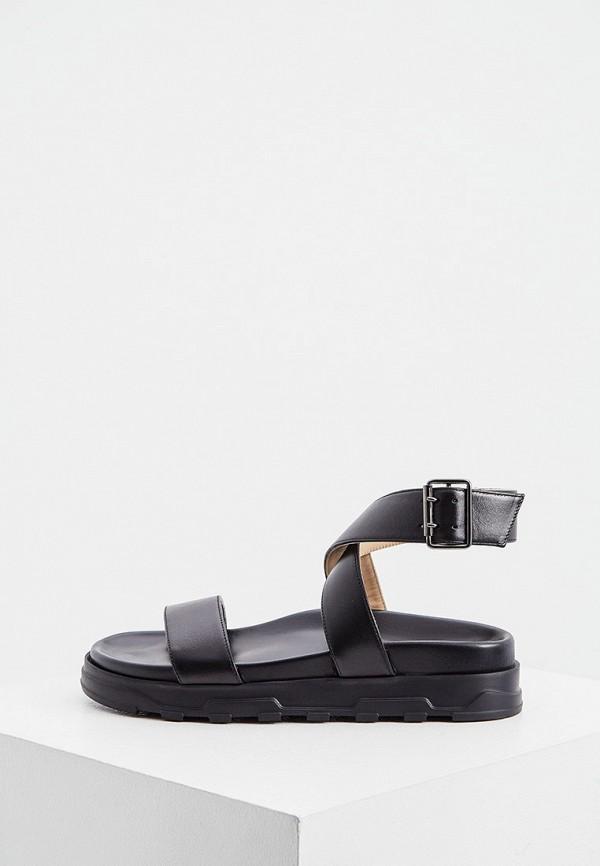 женские сандалии nando muzi, черные