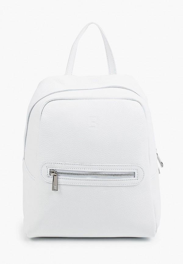 женский рюкзак roberto buono, белый