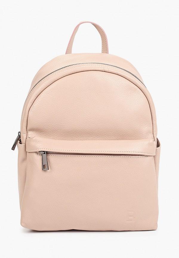 женский рюкзак roberto buono, розовый