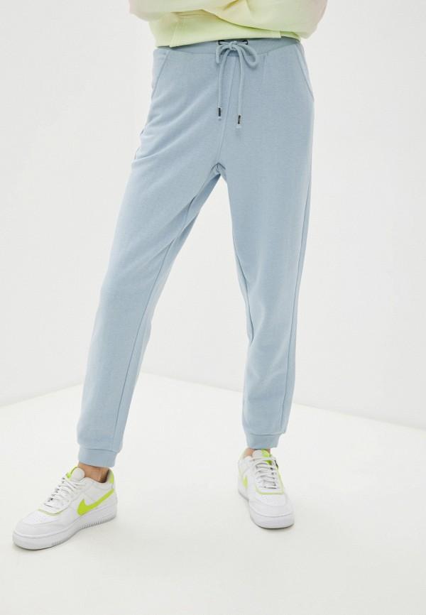 женские спортивные брюки brave soul, голубые