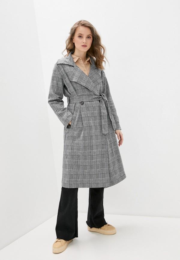 женское пальто brave soul, разноцветное