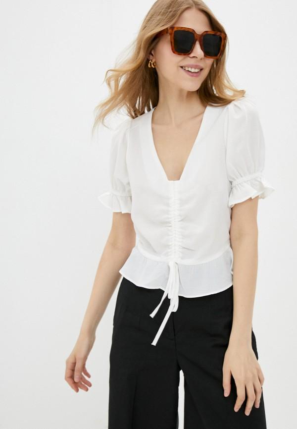 женская блузка brave soul, белая