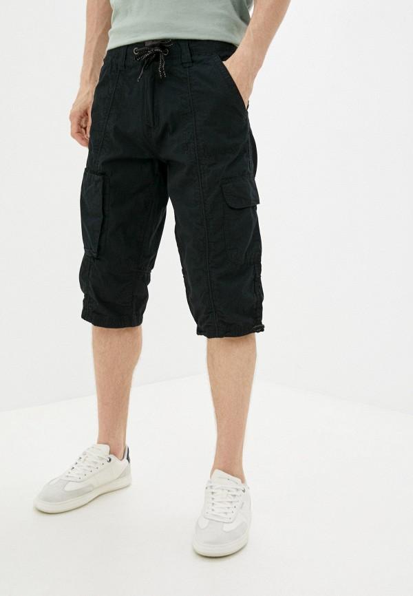мужские повседневные брюки brave soul, черные