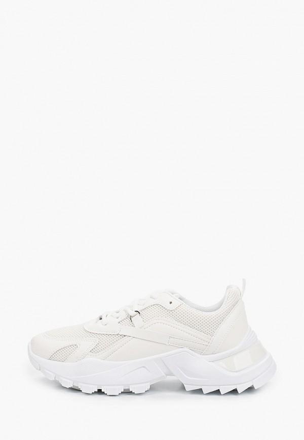 женские низкие кроссовки patrol, белые