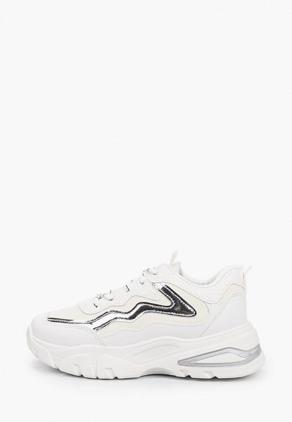 женские кроссовки patrol, белые