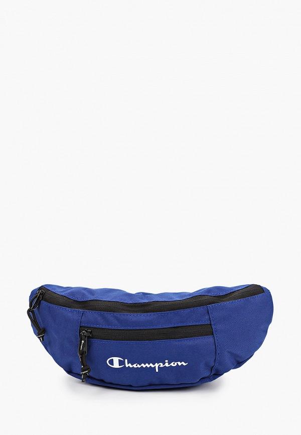 женская сумка champion, синяя