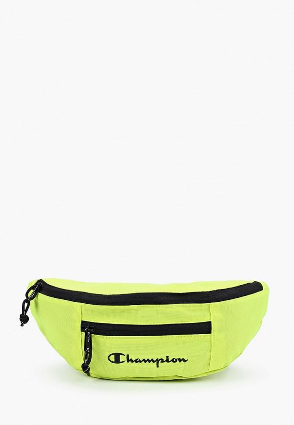 женская сумка champion, зеленая