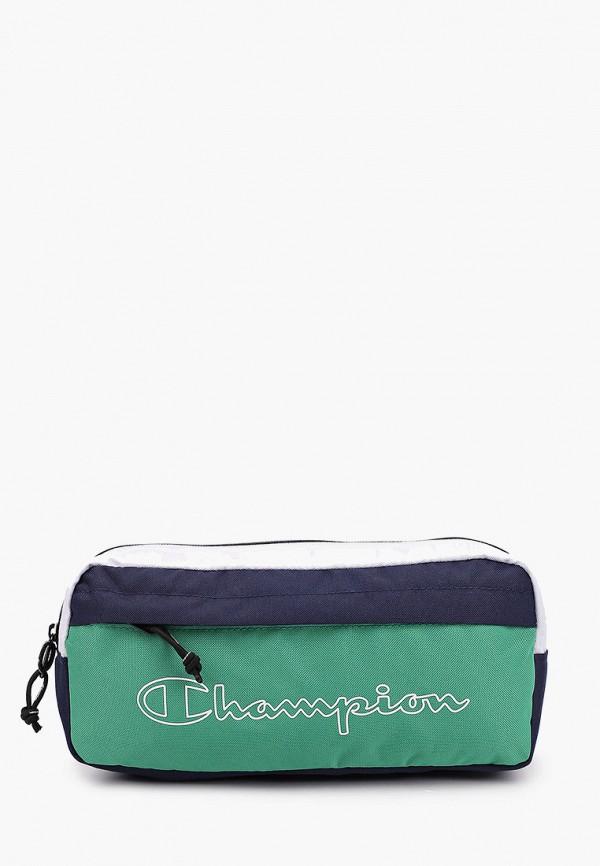 женская поясные сумка champion, зеленая