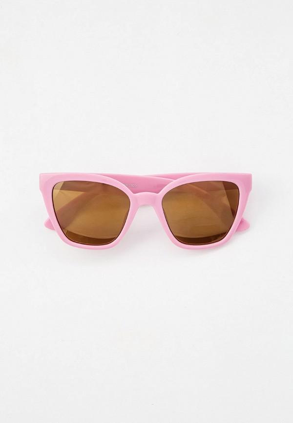 женские солнцезащитные очки vans, розовые