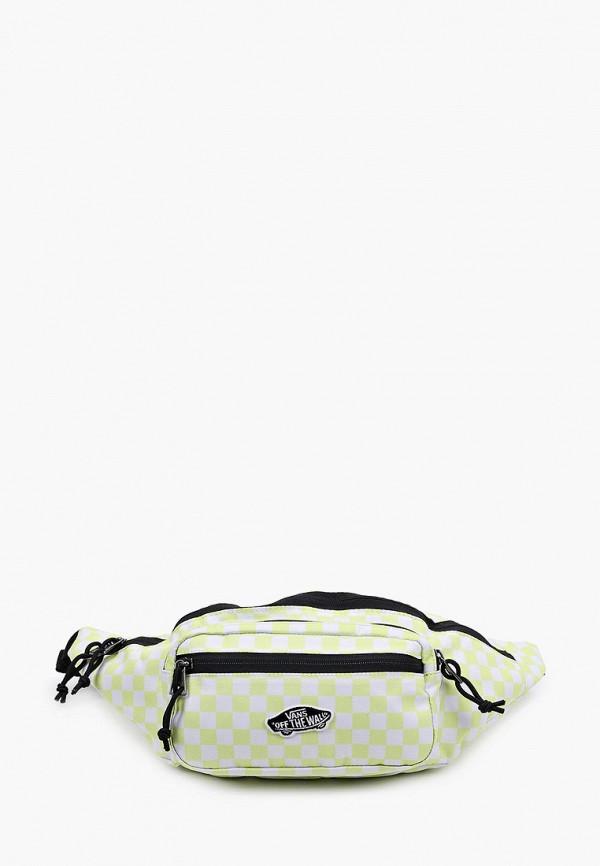 женская поясные сумка vans, желтая