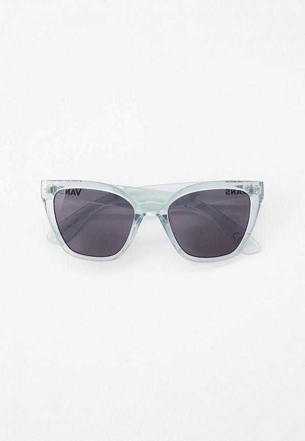 женские солнцезащитные очки vans, зеленые