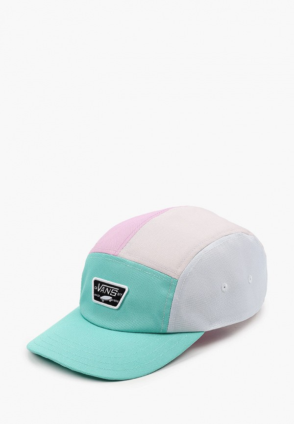женская бейсболка vans, разноцветная