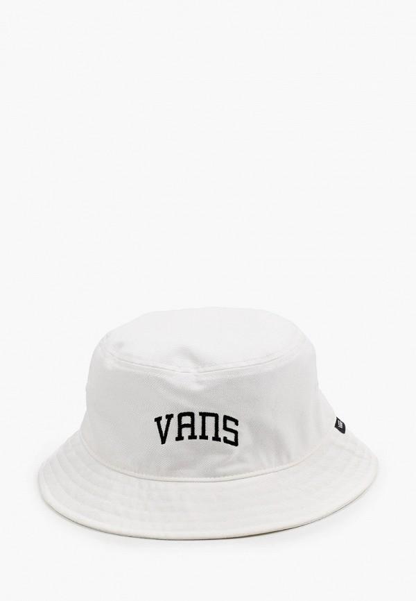мужская панама vans, белая