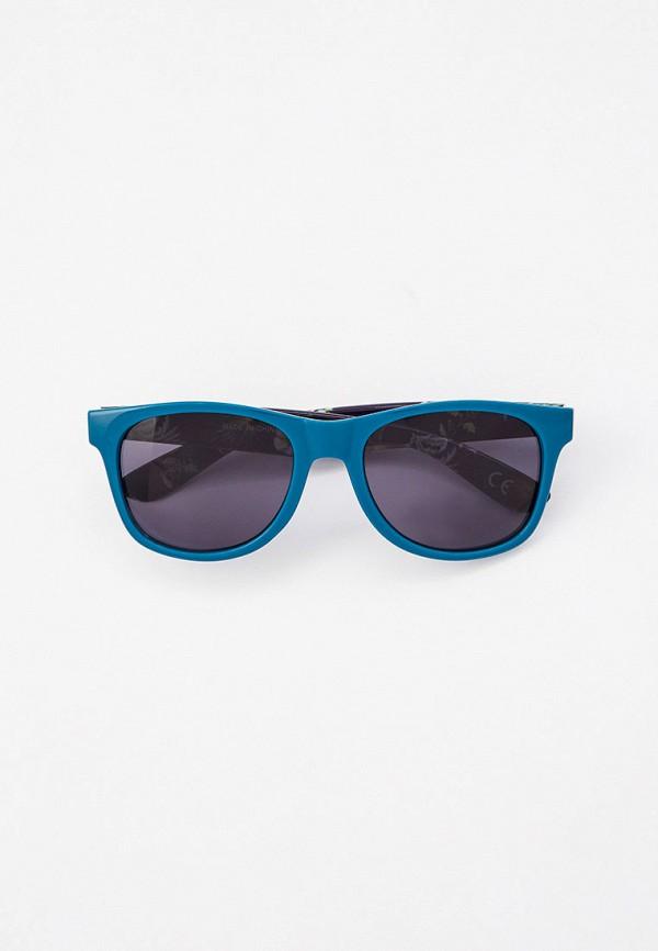 мужские солнцезащитные очки vans, синие