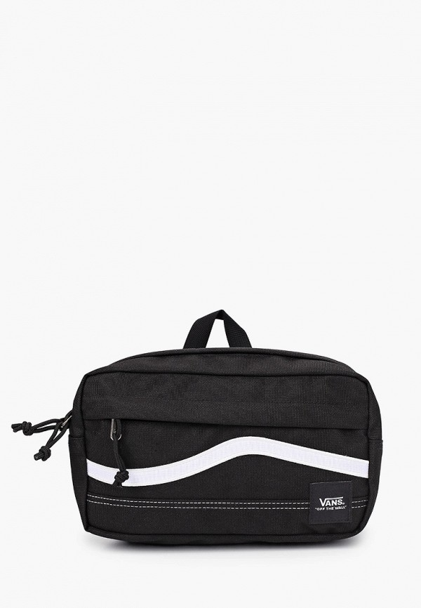 мужская сумка vans, черная