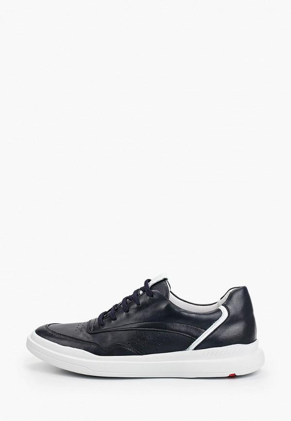 мужские низкие кроссовки lloyd, синие