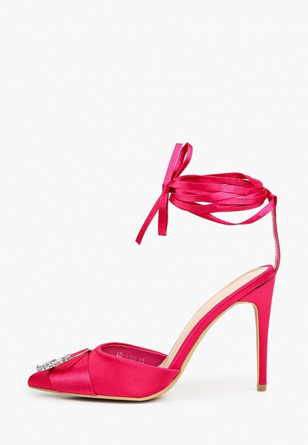 женские туфли l.day, розовые