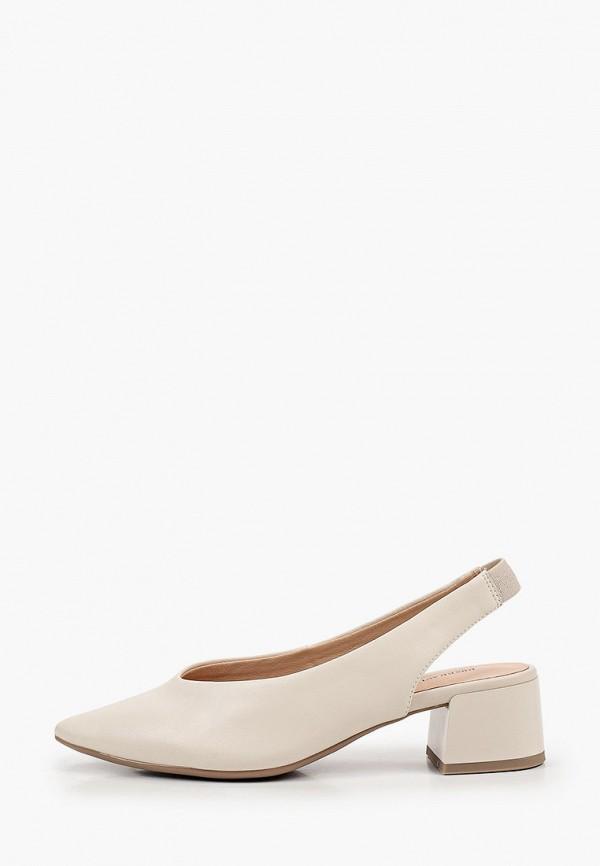 женские туфли rita bravuro, бежевые