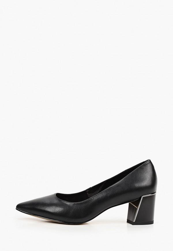 женские туфли rita bravuro, черные