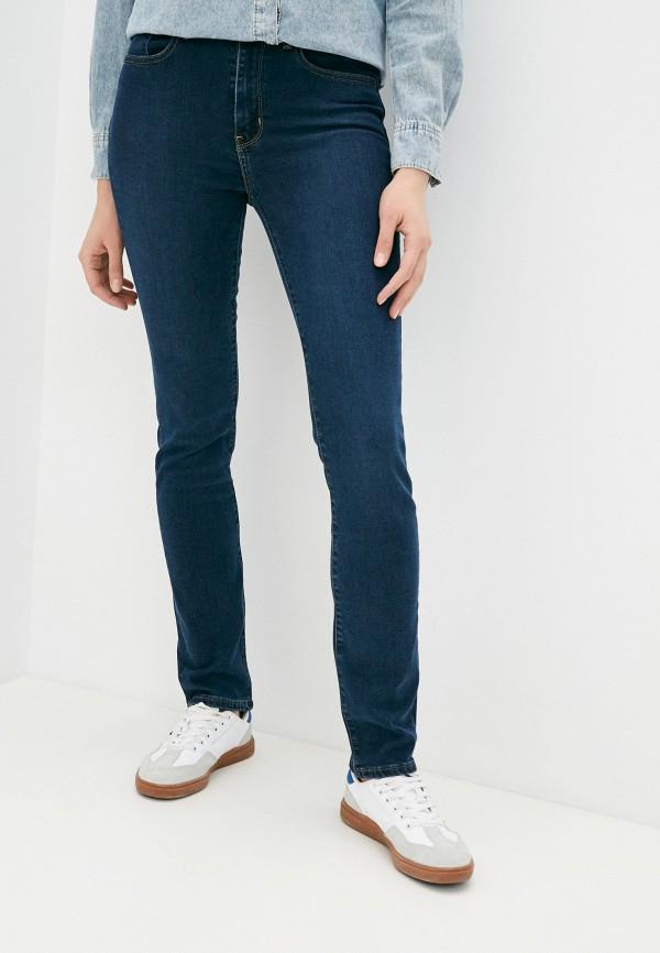 женские джинсы levi's®, синие