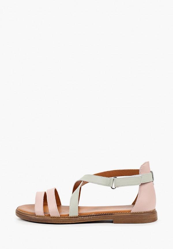 женские сандалии rita bravuro, розовые
