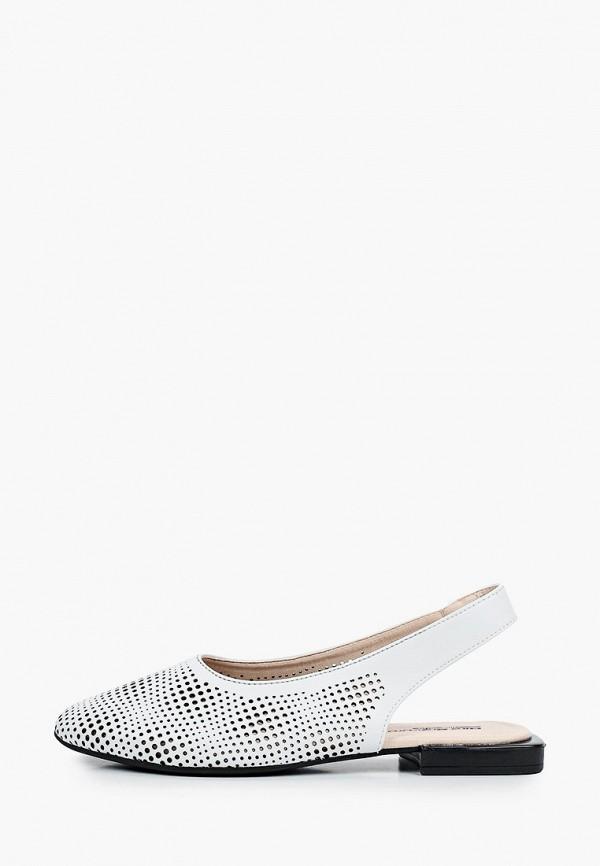 женские туфли rita bravuro, белые