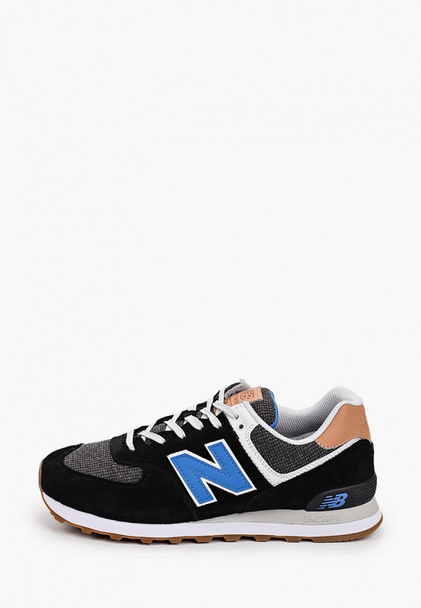 Кроссовки New Balance New Balance ML574TYE черный фото