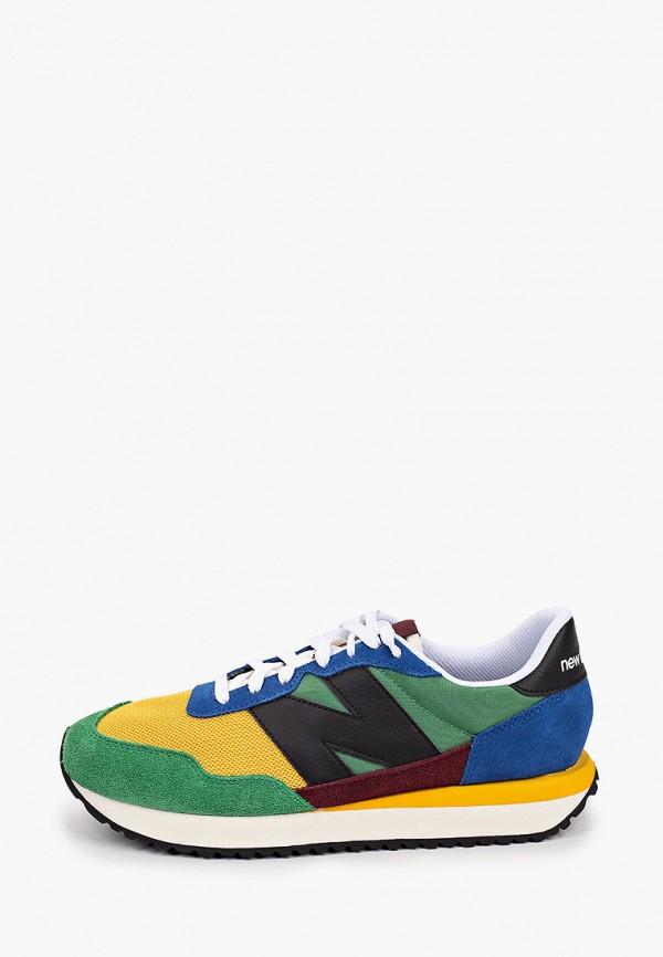 Кроссовки New Balance New Balance MS237LB1 разноцветный фото