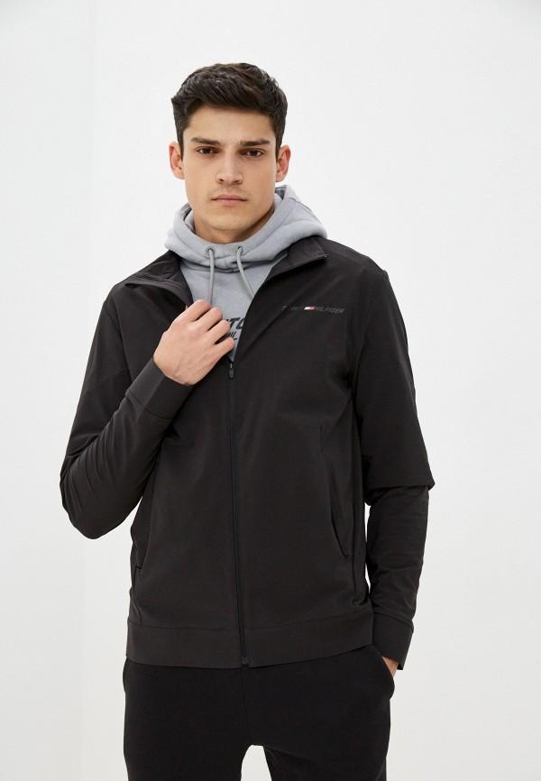 Куртка Tommy Hilfiger черного цвета