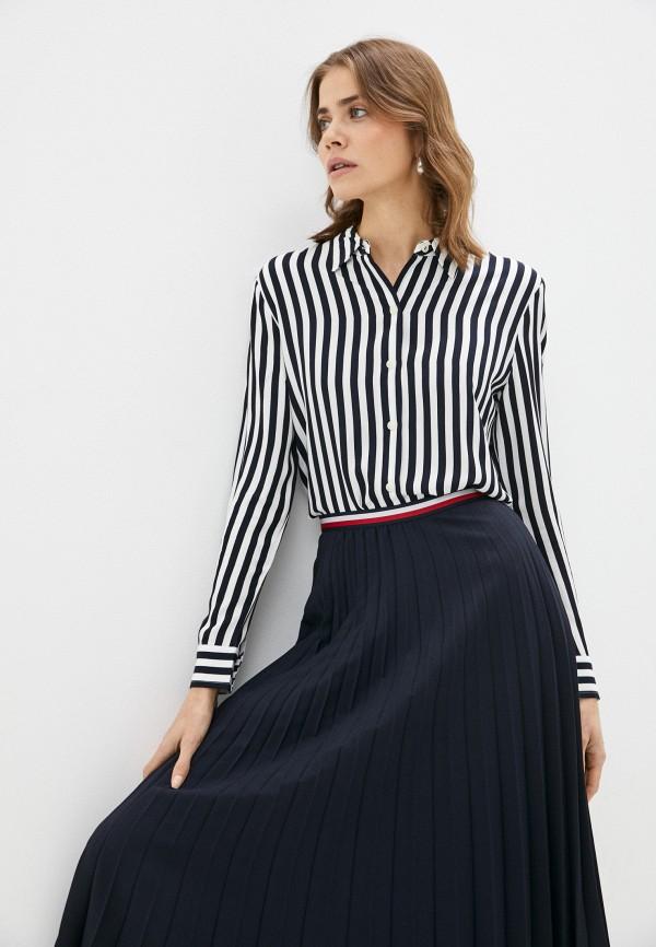 Блуза Tommy Hilfiger разноцветного цвета