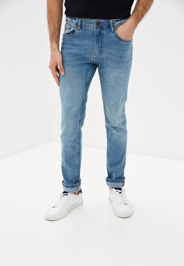 мужские прямые джинсы ovs, голубые