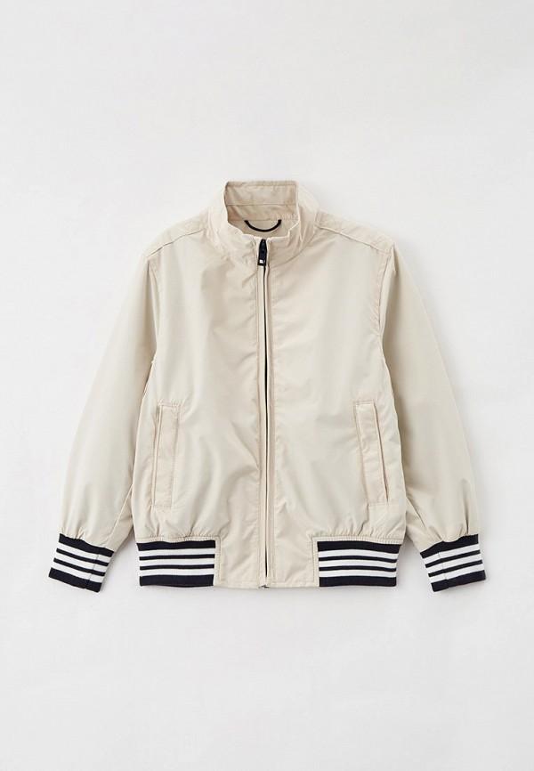 куртка ovs для мальчика, бежевая