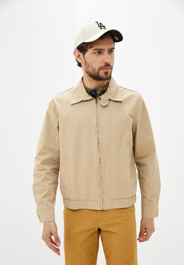 мужская куртка ovs, бежевая