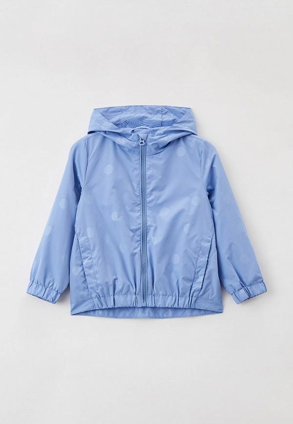 куртка ovs для девочки, голубая