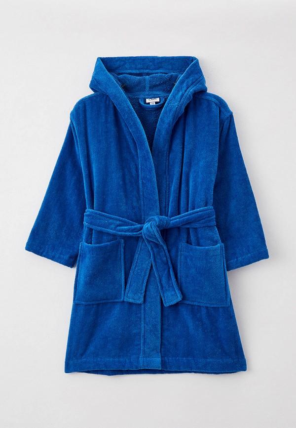 халат ovs для мальчика, синий