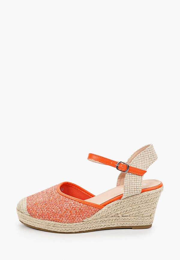 женские туфли exquily, оранжевые