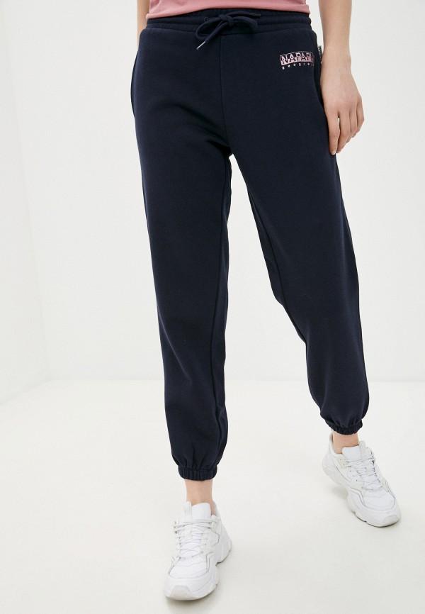 женские спортивные брюки napapijri, синие