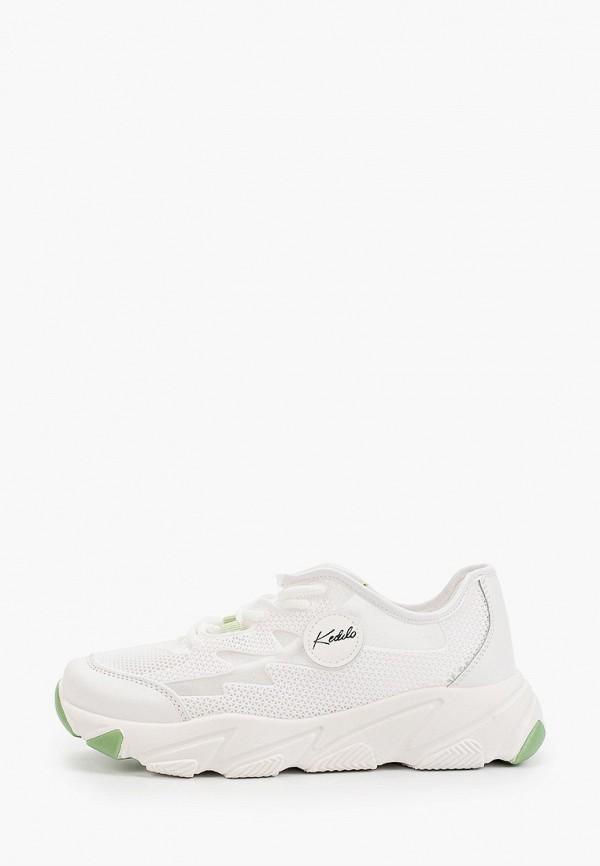 женские низкие кроссовки keddo, белые