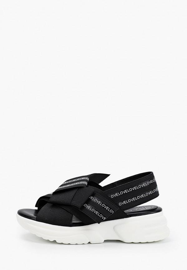женские сандалии betsy, черные