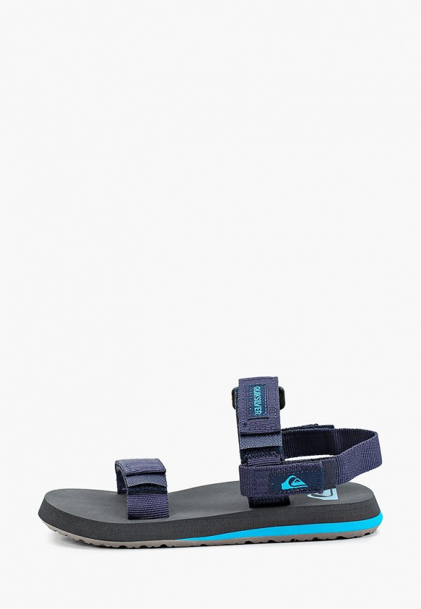 сандалии quiksilver для мальчика, синие