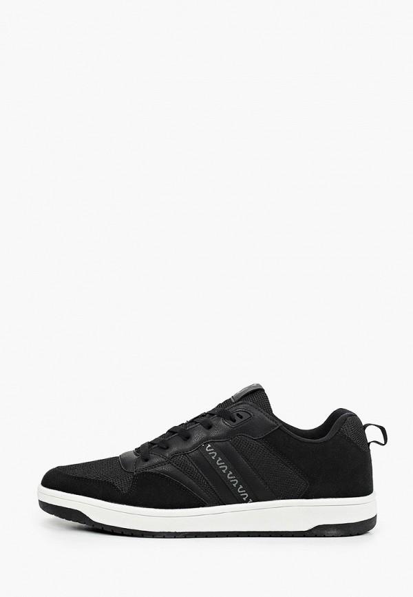 мужские низкие кроссовки crosby, черные